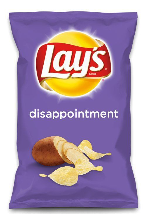 Weird Chip Flavors Meme 7