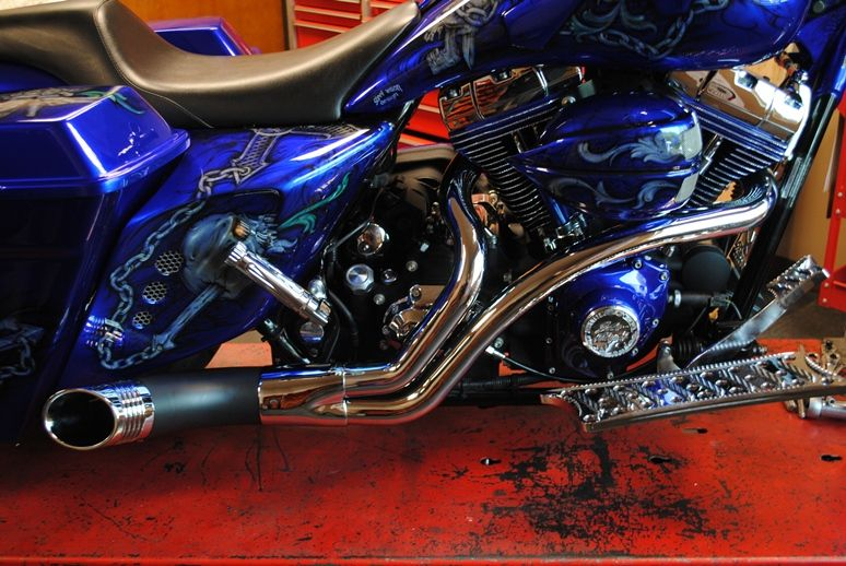 Up-Yours Performance Exhaust   Say F U To the guy on the right of you! HA!