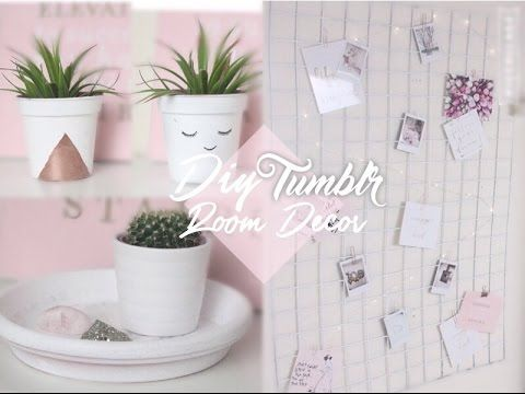 Diy Tumblr Room Decor 2016 Floral Princess Tumblr Room Decor