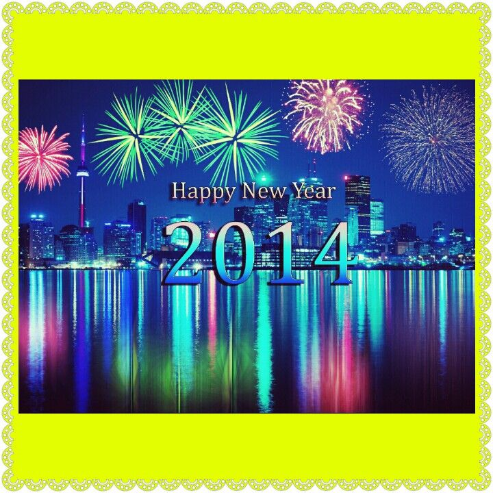 Hope everyone has a happy and healthy new year happy