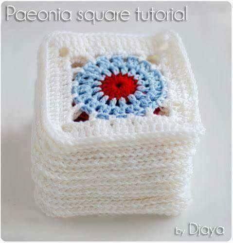 tuto crochet superbe sac aux carr s granny avec son pas tuto crochet adorable sac. Black Bedroom Furniture Sets. Home Design Ideas