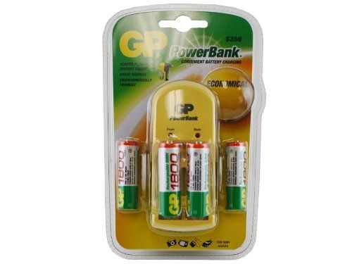 At E5900b Aa Nimh Rechargeable Gp Battery With Charger By Gp 15 50 At E5900b Aa Nimh Rechargeable Gp Battery With Charger Household Batteries Nimh Kyocera