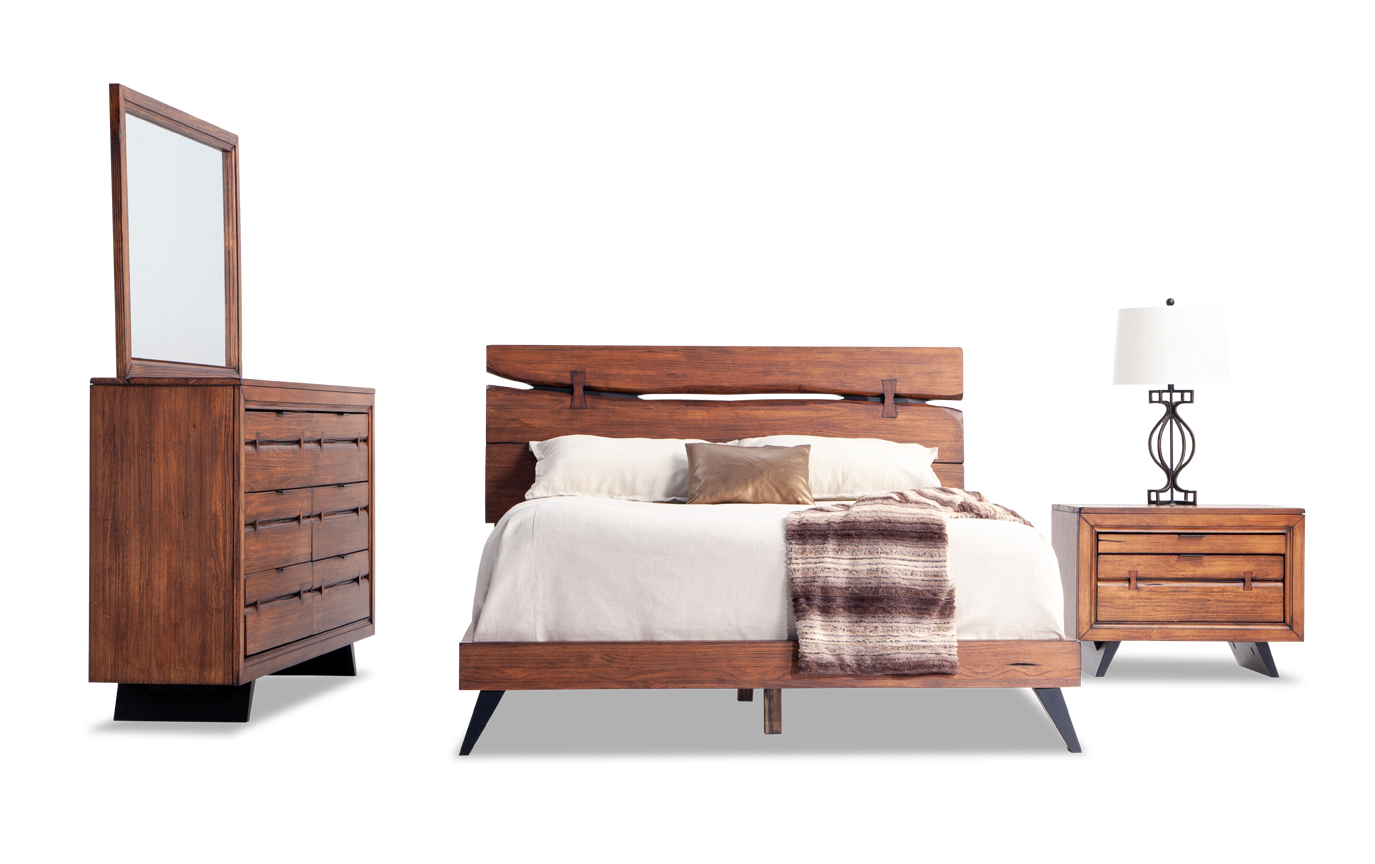 Canyon Bedroom Set | Bob\'s Discount Furniture | master bedroom in ...