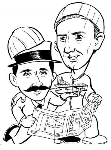 coloring pages for wright brothers - photo#25