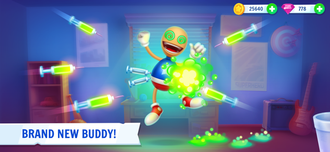 Kick the Buddy Forever on the App Store in 2020 Buddy