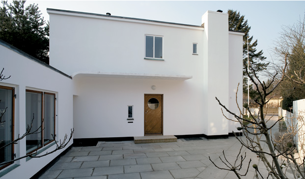 original Arne Jacobsen Villa