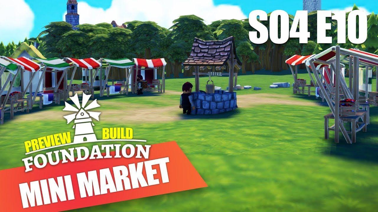 Foundation Preview Mini Market S04 E10 Foundation Mini Marketing