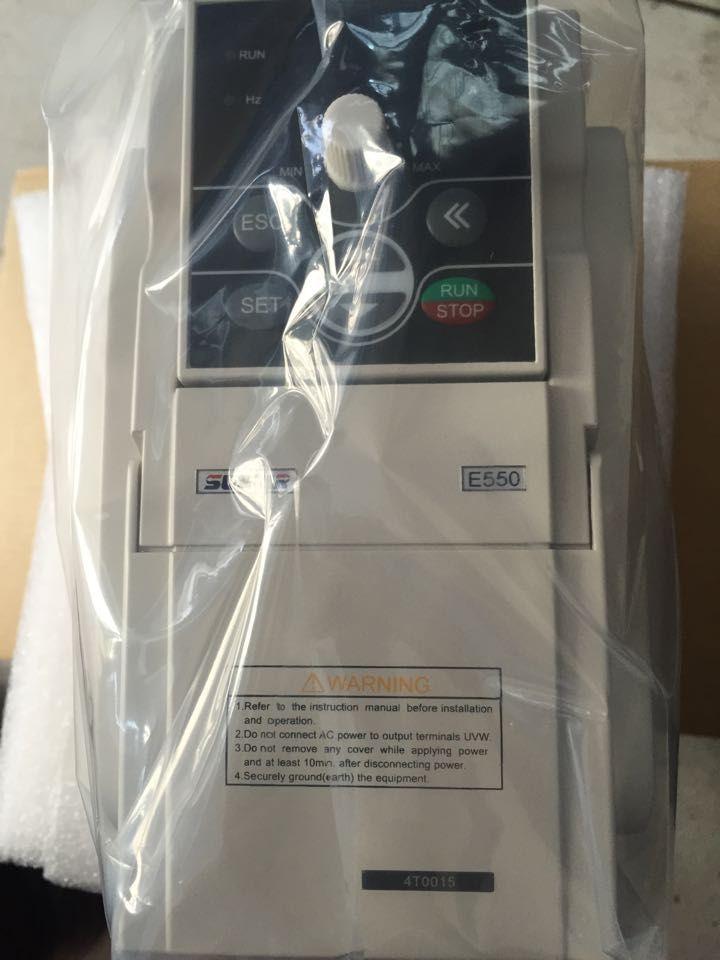 4.5KW 6HP 1000HZ VFD Inverter Frequency converter 1 phase 220v to 3phase 0-220v