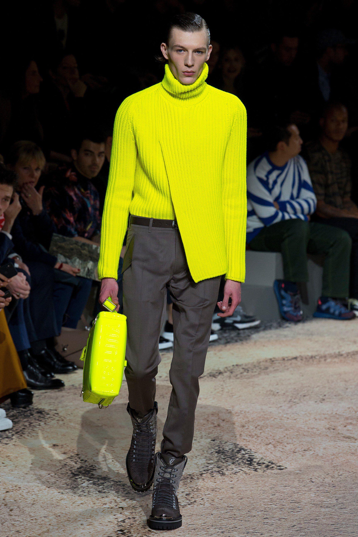 Louis Vuitton Fall 2018 Menswear Fashion Show Collection ...