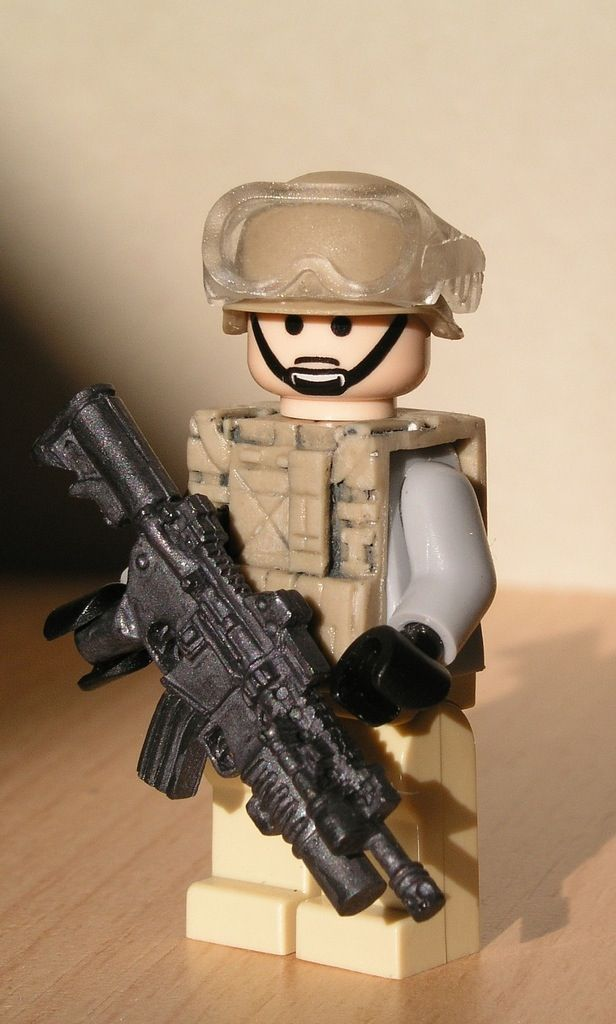 Lego special operations ground unit!