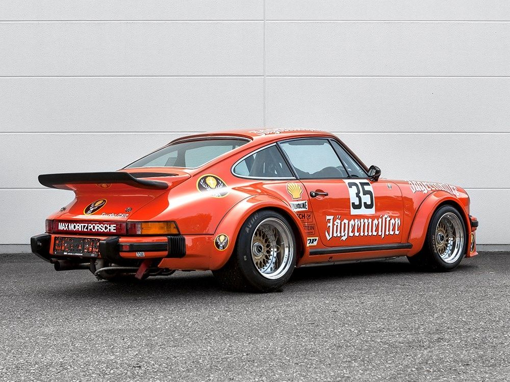 1976 Porsche 934 Porsche 934 Turbo Replica Model Year 1976 Classic Driver Market Porsche Motorsport Vintage Porsche Porsche
