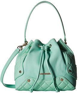 LOVE Moschino Small Duffel Bag