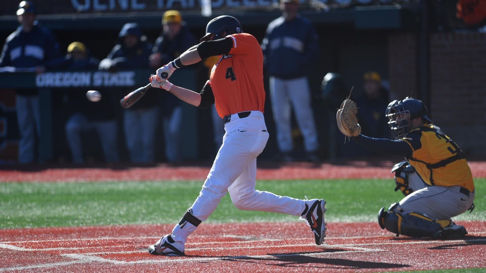 Oregon State Edged In Series Finale Oregon state