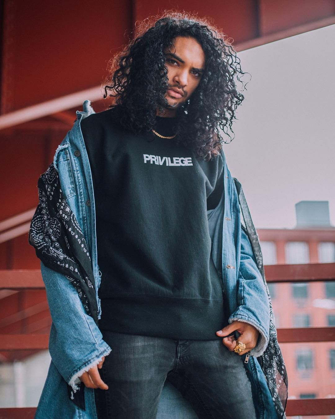Long curly hair for men long hair inspiration long natural hair - Long Curly Hair For Men Inspiration Curls Rizos Free The Curls