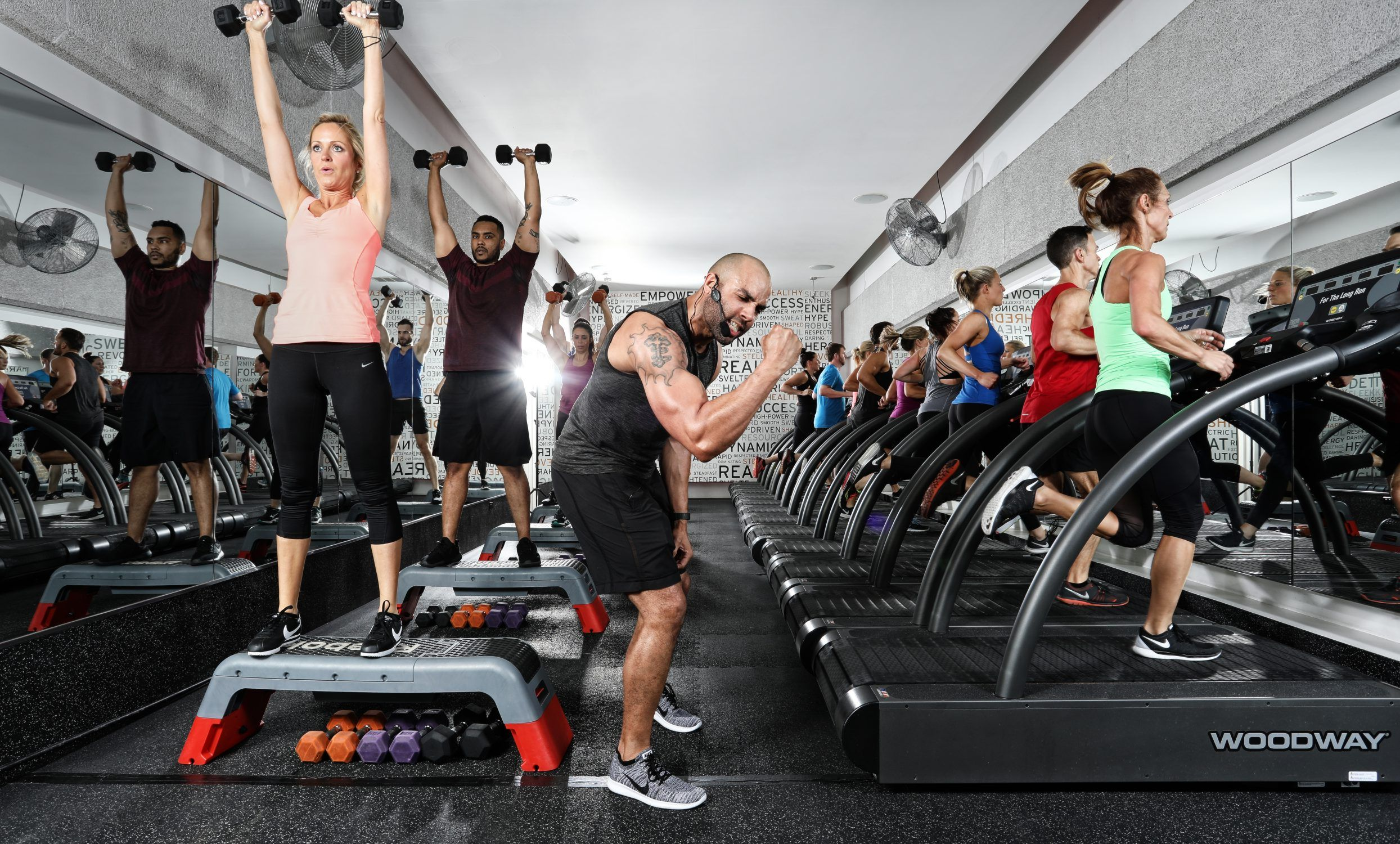 Work Out at Seattle's Newest Gym (& 10 Others) with