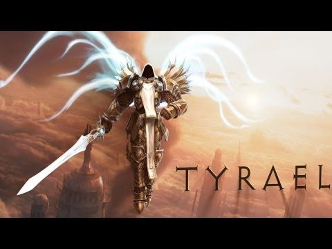Heroes of the Storm: Tyrael Trailer