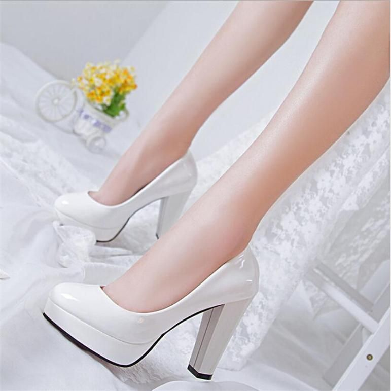 Womens Platform Pumps Shoes