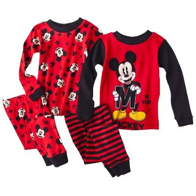 Minnie And Mickey Mouse Pjs By Abbeygail10 On Pinterest