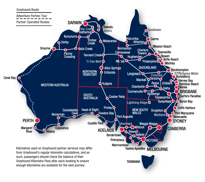 Map Eastern Australia.The Perfect East Coast Australia Road Trip Itinerary Oz