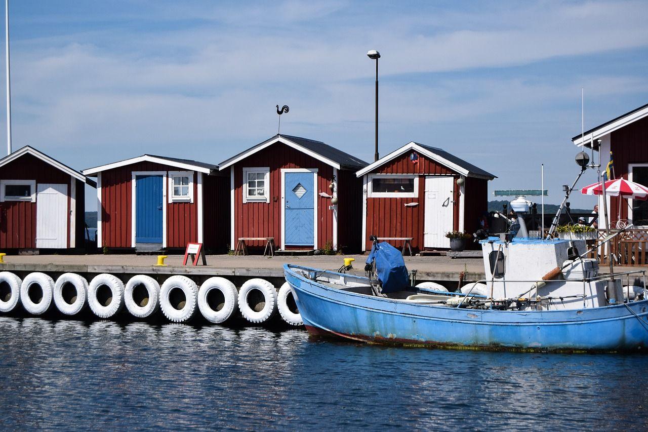 Boat port boat sea boats summer boat port boat