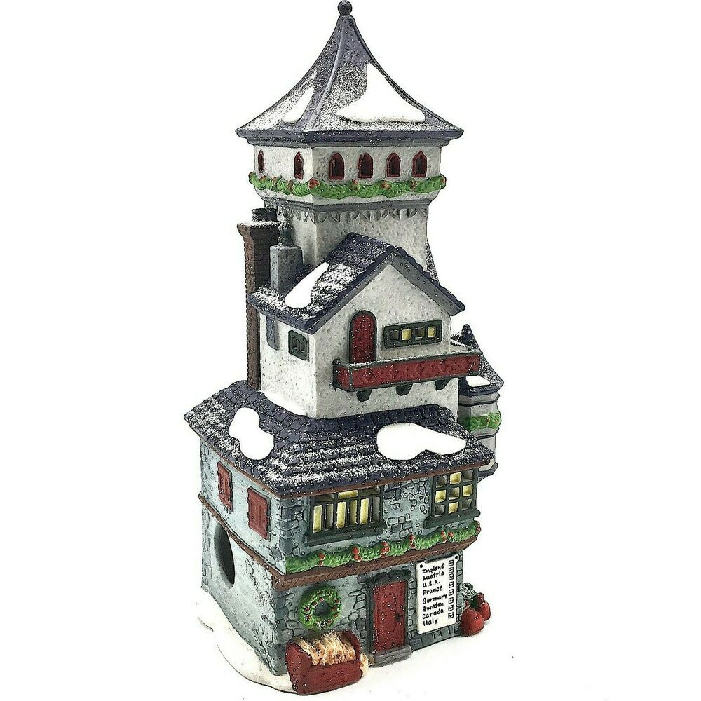 Dept 56 Post Office North Pole Series Number 56235