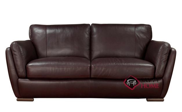 Miraculous Cervo Leather Loveseat By Natuzzi Editions B757 005 Caraccident5 Cool Chair Designs And Ideas Caraccident5Info