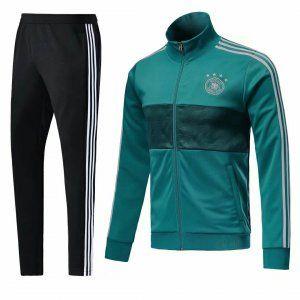 2f9241c3e81 2018 Jacket Uniform Germany Green Replica Football Suit [BFC637 ...