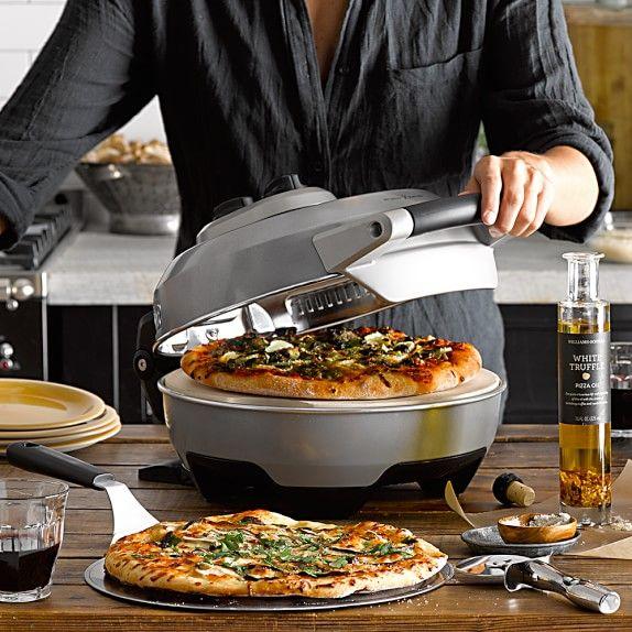 Breville Crispy Crust Pizza Maker Pizza Maker Making Homemade