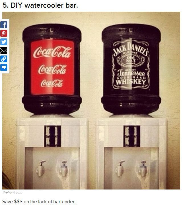 Watercooler bar do it yourself water cooler bar id do something watercooler bar do it yourself water cooler bar id do something else besides solutioingenieria Image collections