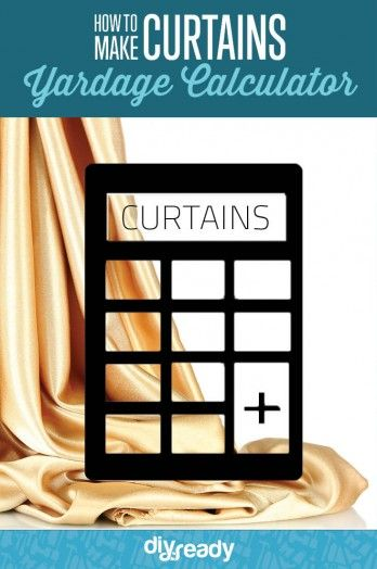 How To Measure For Curtains How To Make Curtains Diy Curtains