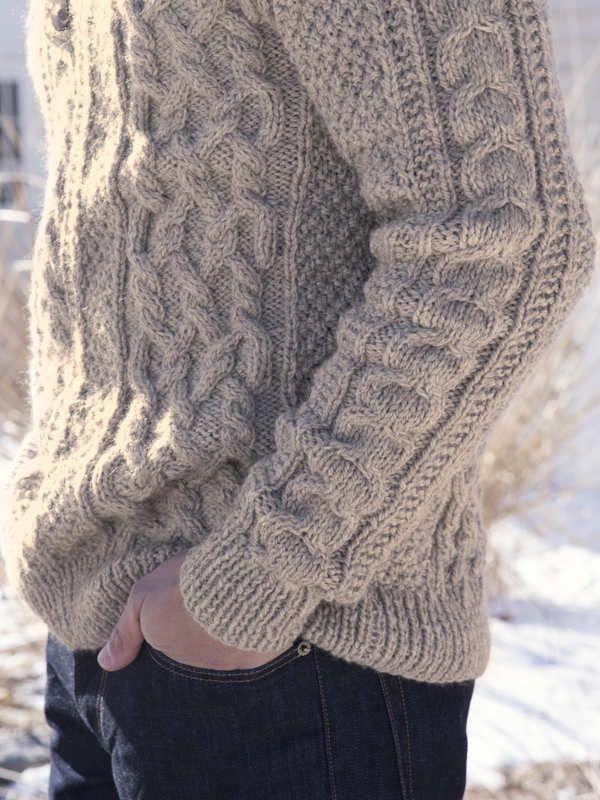 56db3406b Berroco Mercado Gateshead Men s Pullover Knitting Pattern PDF 400 ...