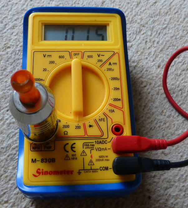 Diy ohm meter????? Parts list - Page 4