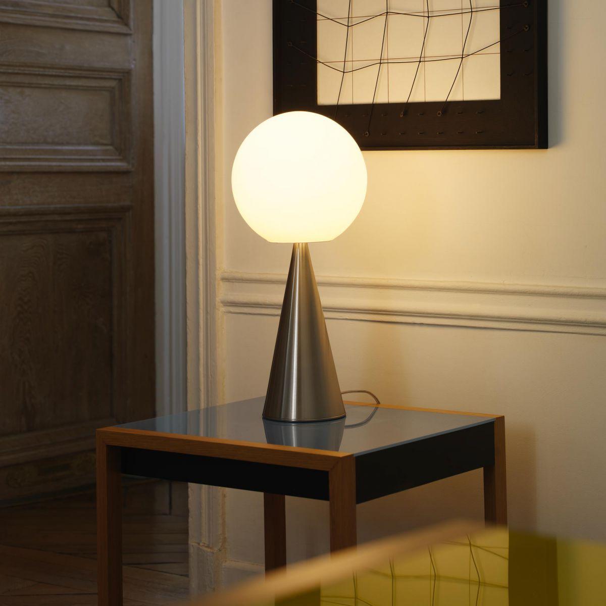 Lampada da tavolo bilia gio ponti lampade da terra for Lampade da tavolo per ufficio