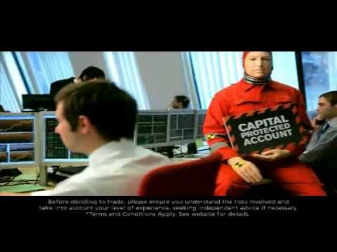 forex trading online with a regulated forex broker -- Cantloseforex.com