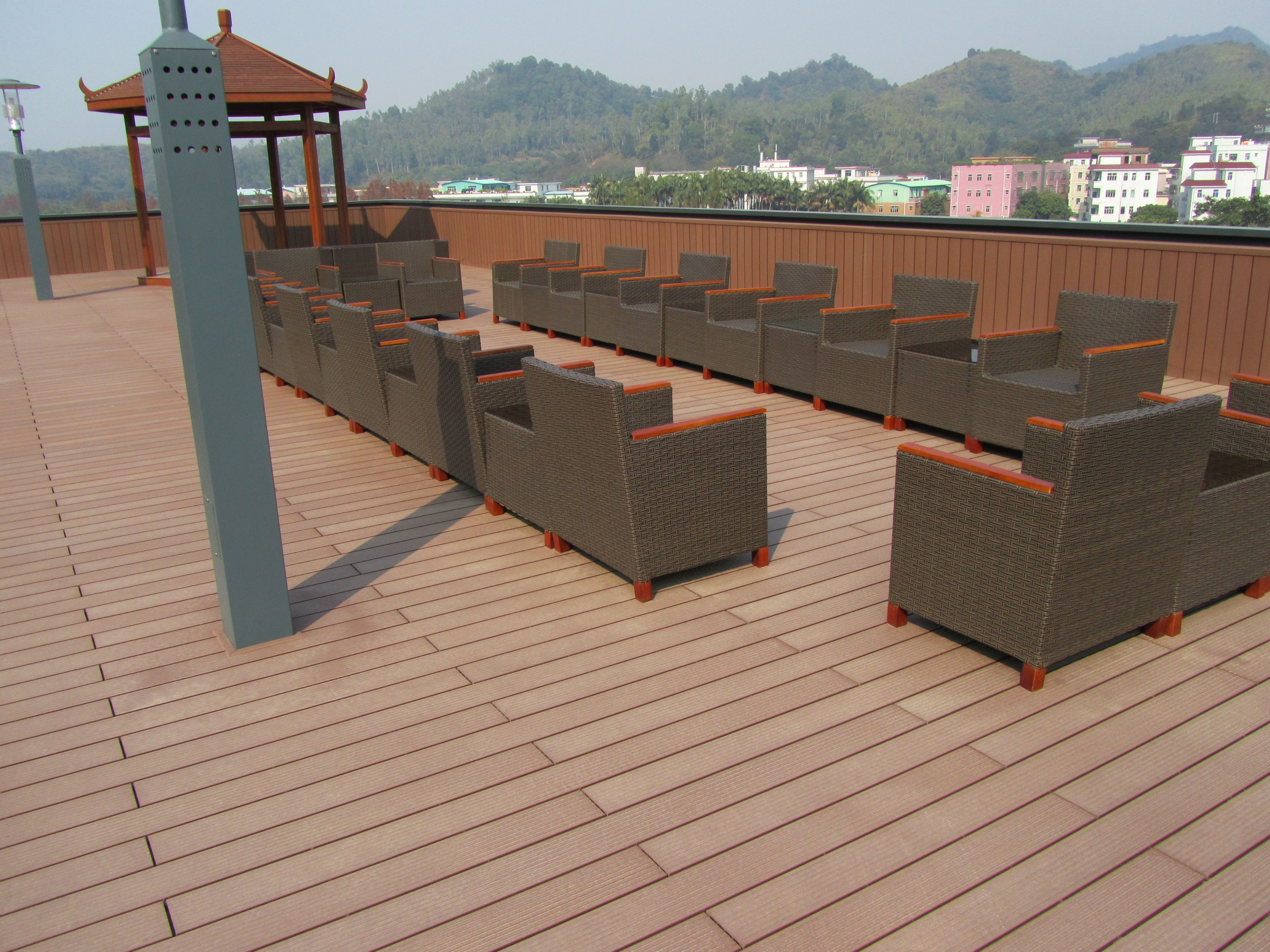 Can I Put Valspar Porch And Floor Paint On Roof 1x6 Yellow Pine Tongue And Groove Floor Timber Decking Italy Arquitectura