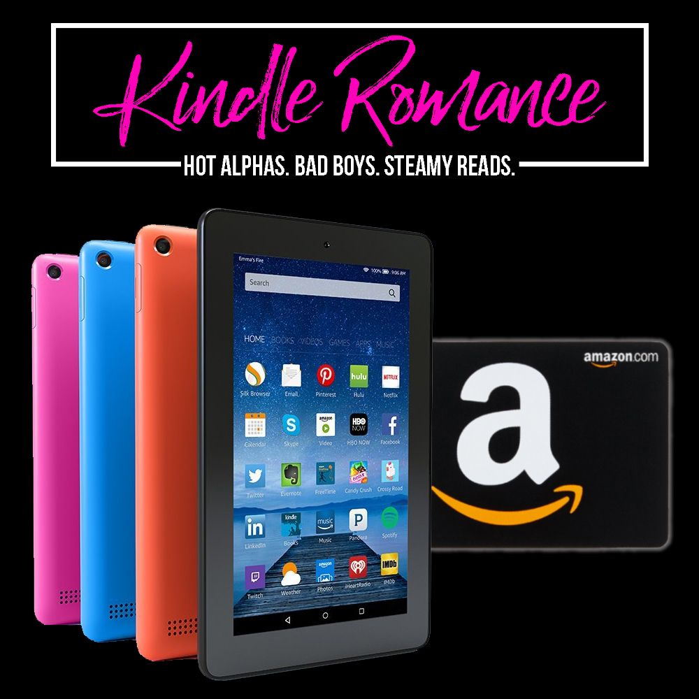We're giving away a Kindle Fire PLUS a 25 Amazon Gift