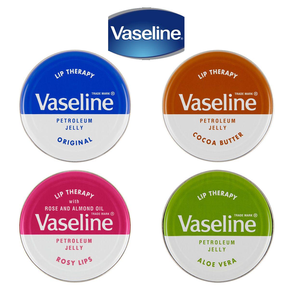 57 Aud Vaseline Lip Therapy 20g Petroleum Jelly Original Cocoa Rosy 100 Butter Aloe Vera Ebay Fashion