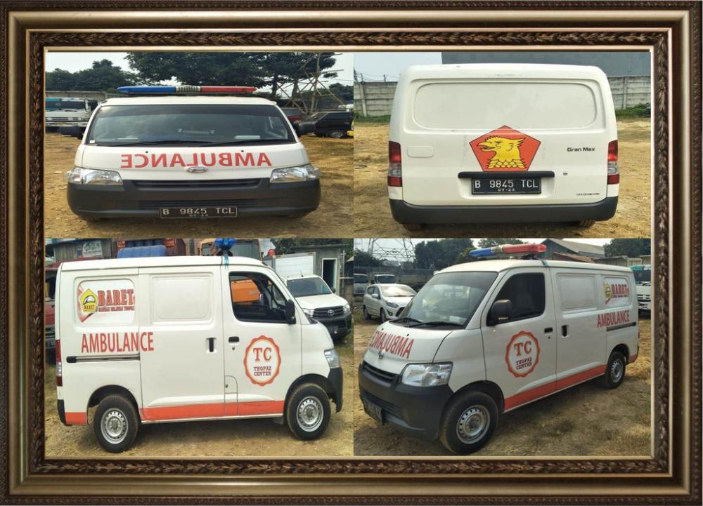Karoseri Mobil Ambulace Grand Max Karoseri Mobil Dan Truck Ambulance Daihatsu 4x4 Nissan