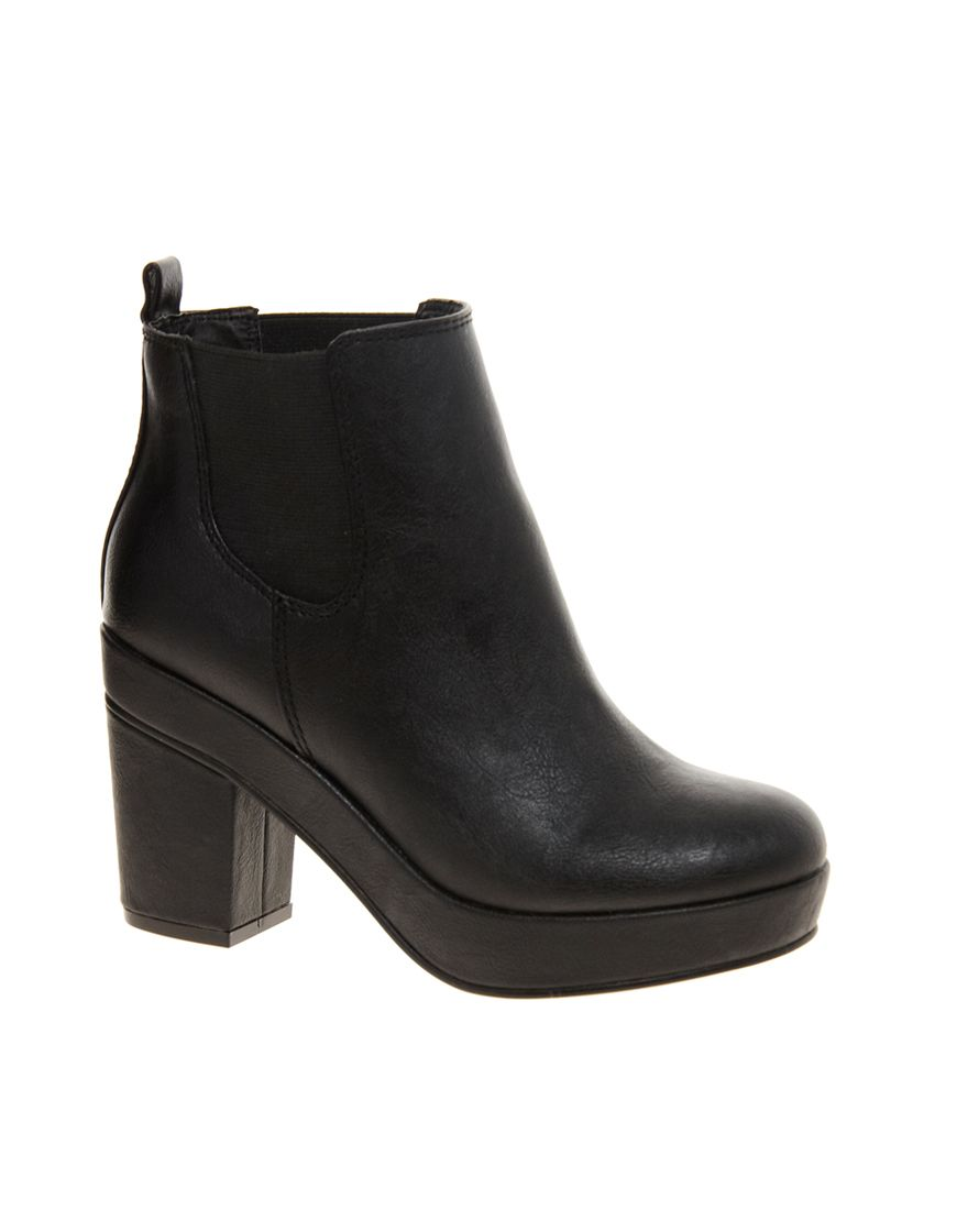 3f42e86660b0  PinStylist Bottes Chelsea, Chaussures Femme, Sabot, Chaussures D hiver,  Chaussures