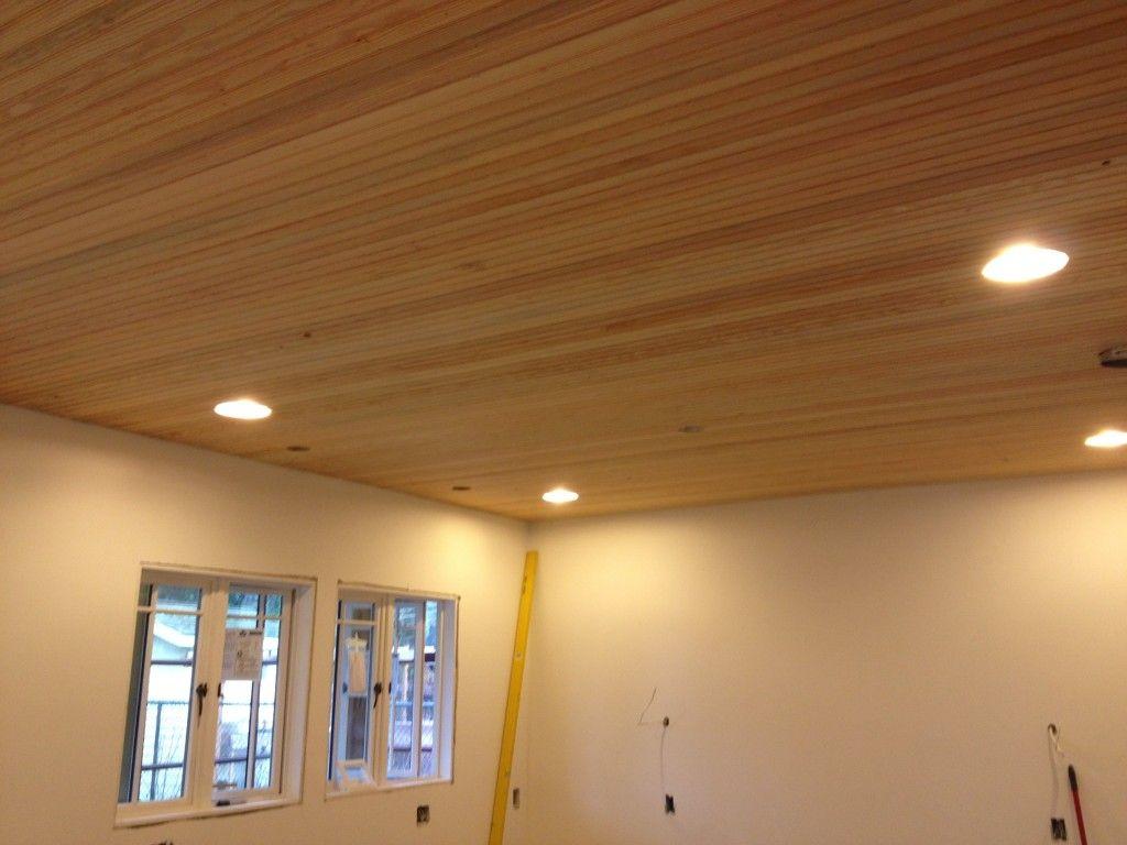 Basement Ceiling Beadboard Beadboard Ceiling