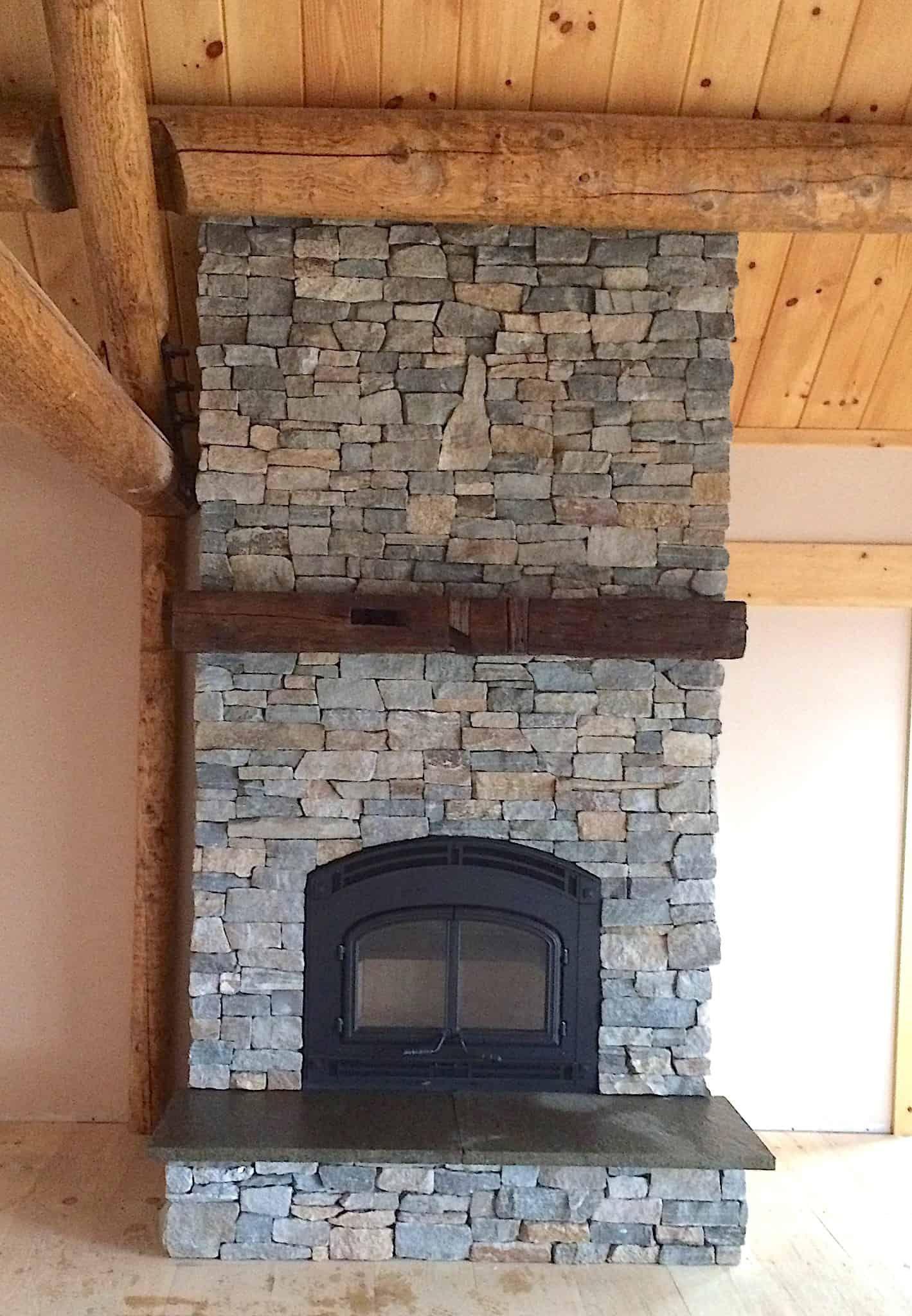 Around Here We Celebrate Fireplace Friday Daily Stoneyard Stone Veneer Fireplace Natural Stone Fireplaces Fireplace