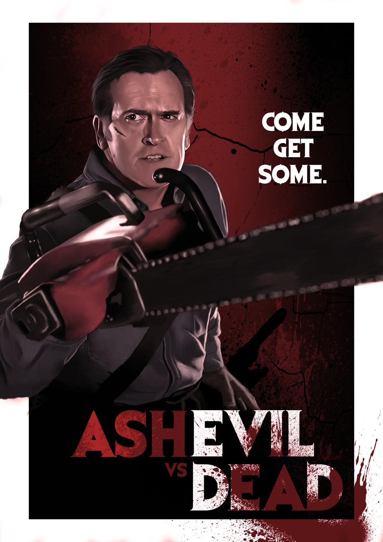Ash Vs Evil Dead Bruce Campbell Evil Dead Ash Evil Dead Evil