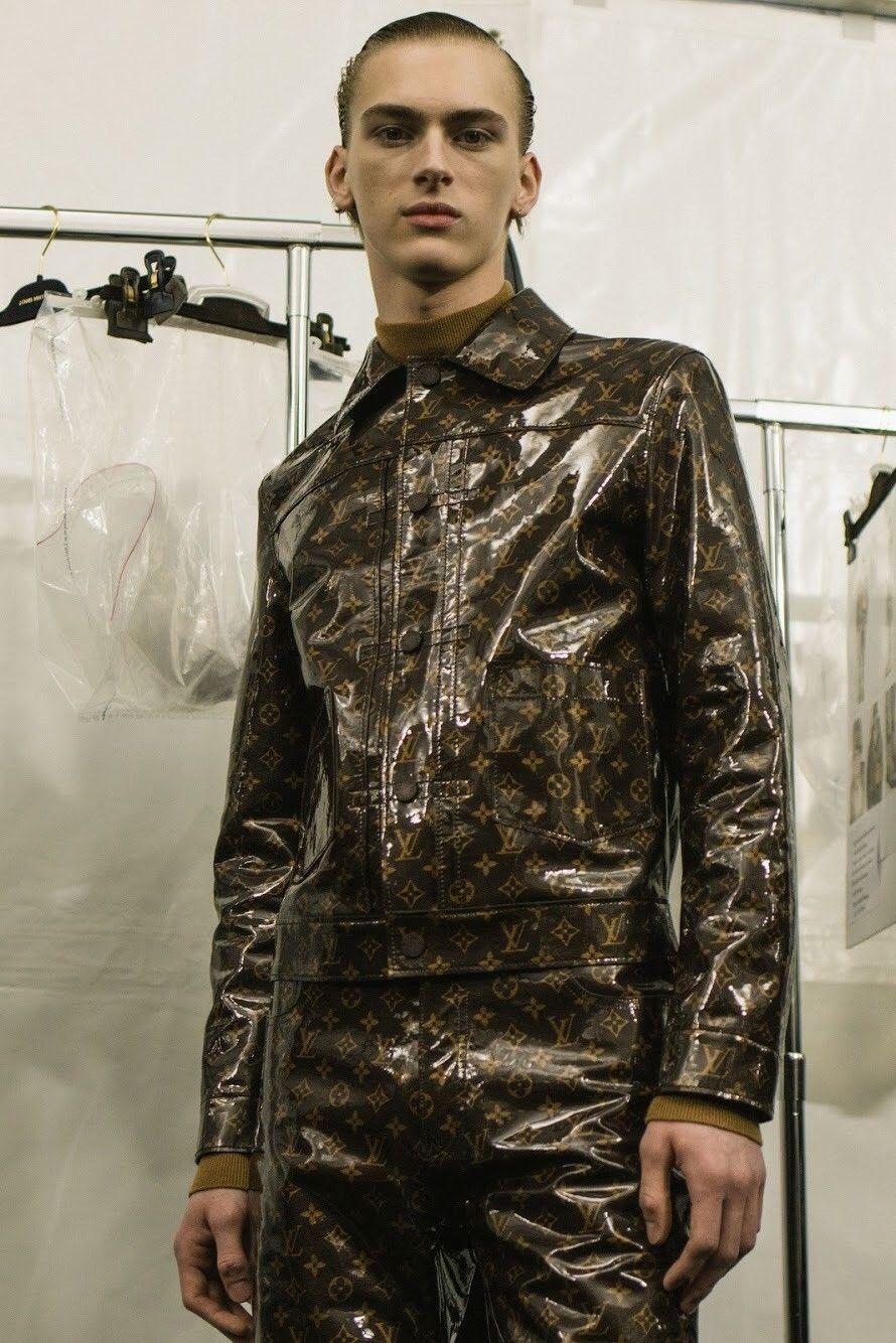 Louis Vuitton AW18 Menswear Hering