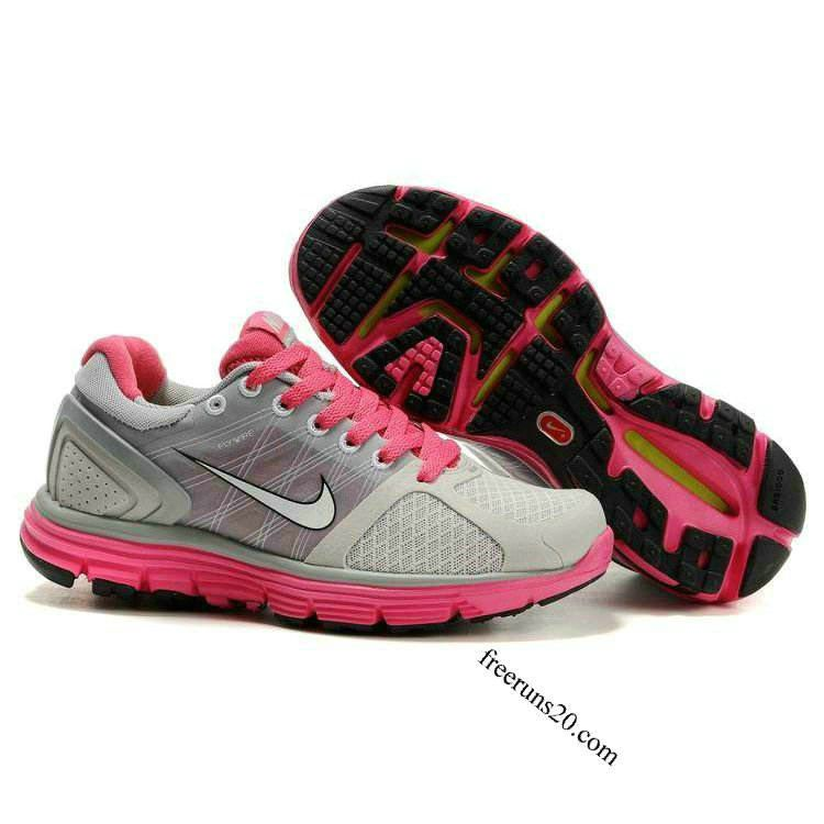 Anguila Cambiable neumonía  Nike Lunarglide 2 Womens Gray Pink $55.90 Save: 50% off ...