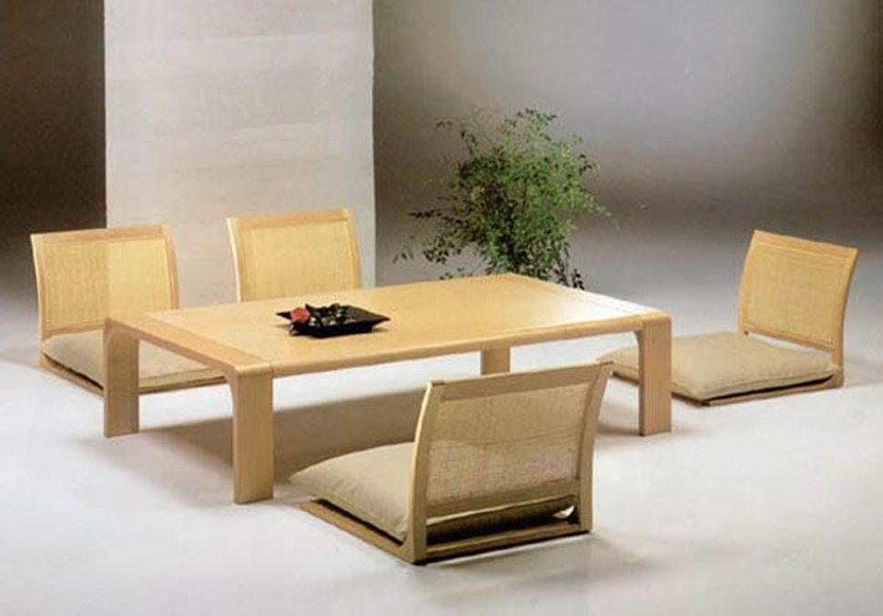 Dining Room Anese Table Furniture Ideas For A Minimalist Style Dinner E Furnsihing Area An