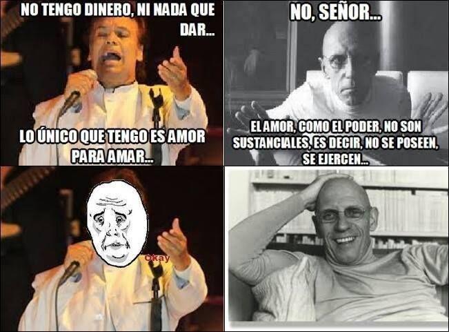 Foucault   hahahahahaha
