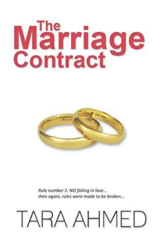 The Marriage Contract by Tara Ahmed,    www dp - marriage contract