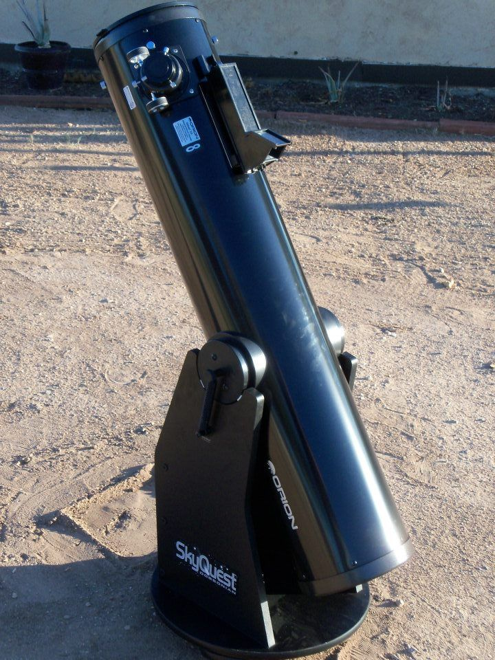 Telescope Review Orion Skyquest Xt8 Classic Dobsonian Reflector Orion Telescopes Telescope Telescopes For Sale