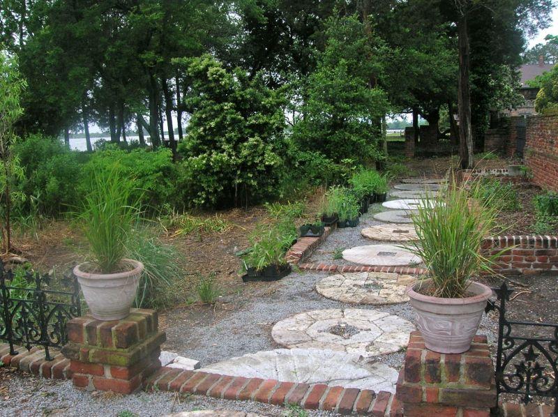 Millstones | Hermitage Museum & Gardens | Virginia Historic Garden ...