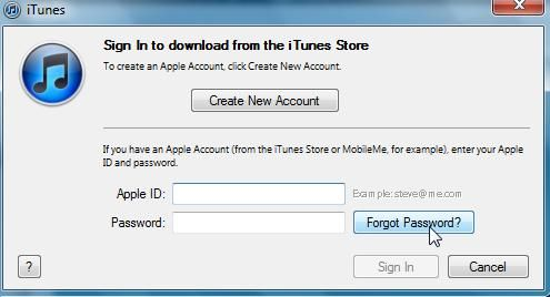 Apple ID password and how to get it back? See more